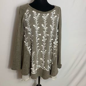 NWOT Altar'd State Layer Sweater Size M